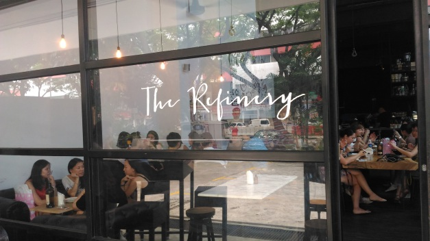 The Refinery Singapore