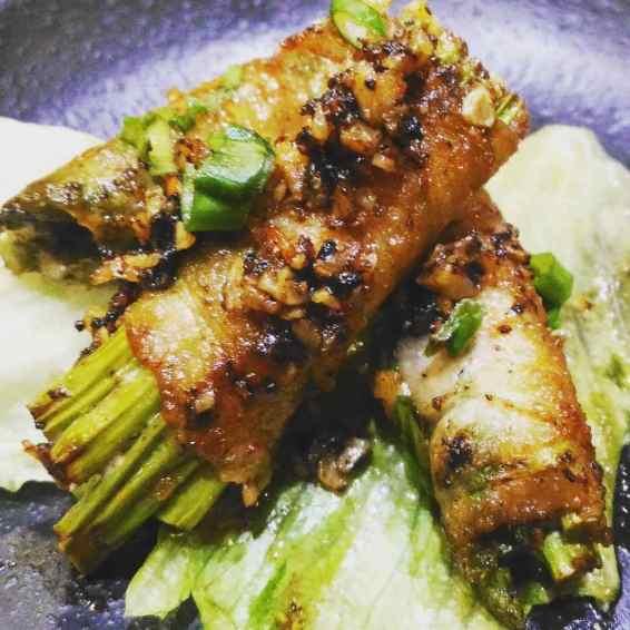 Asparagus Buta Special