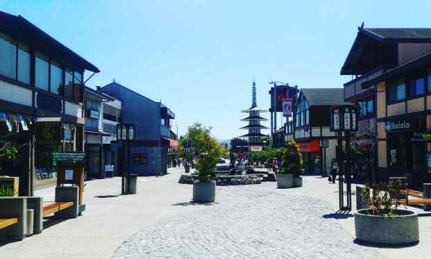 Japan Town San Francisco