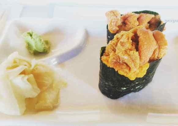 Kippu's Uni Sushi