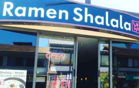 Ramen Shalala JapanTown