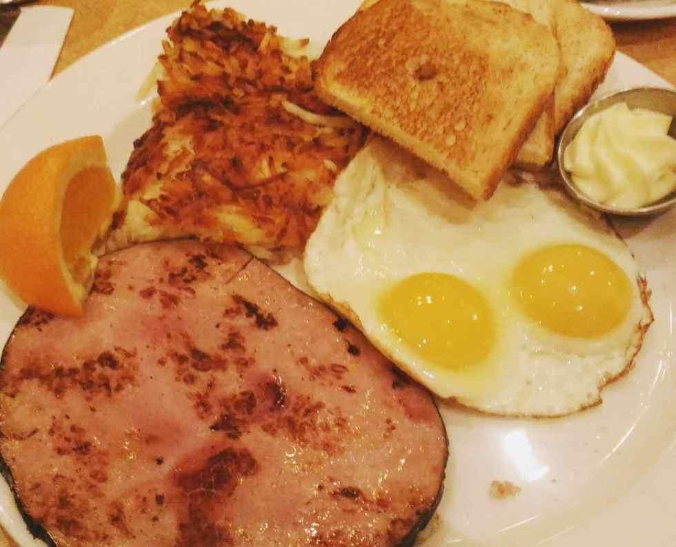 Sear's Fine Foods Breakfast Platter