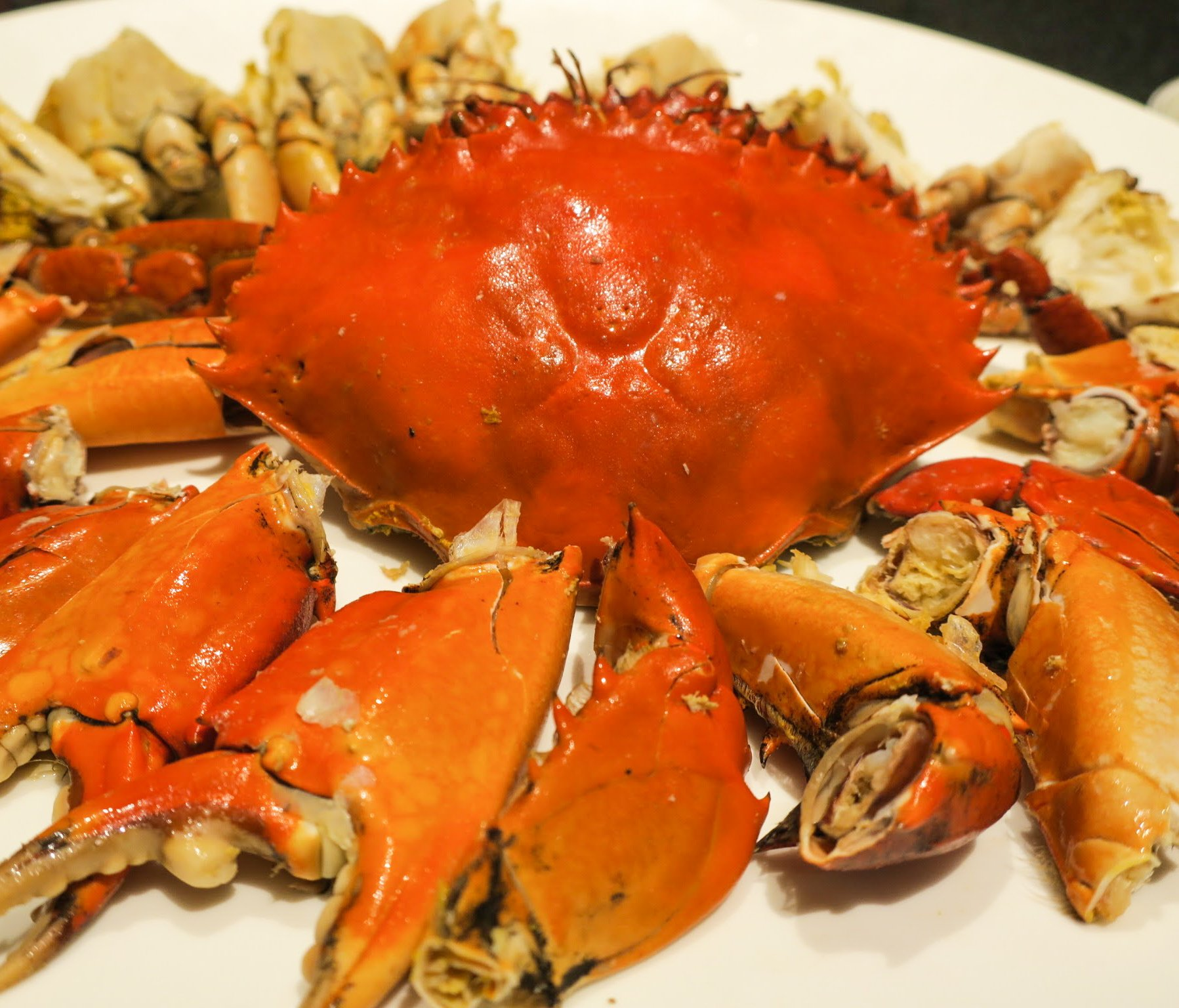 Paradise Inn Teochew Cold Crabs
