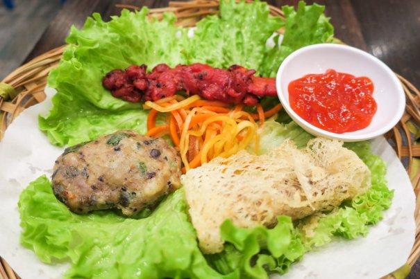 Vietnamese Snack Platter