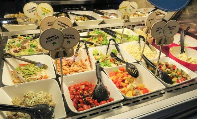 Munch Saladsmith's Sides