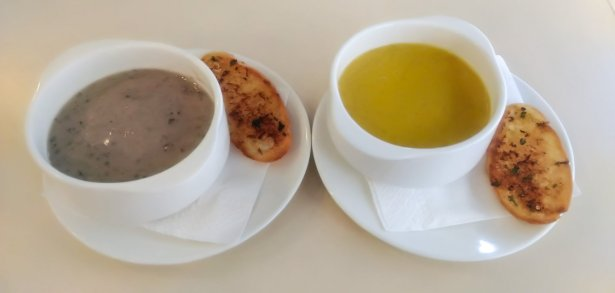 Crossings Cafe Soups