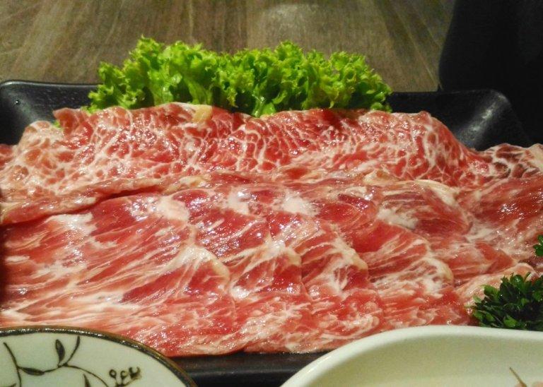 Hakumai Sukuyaki Beef