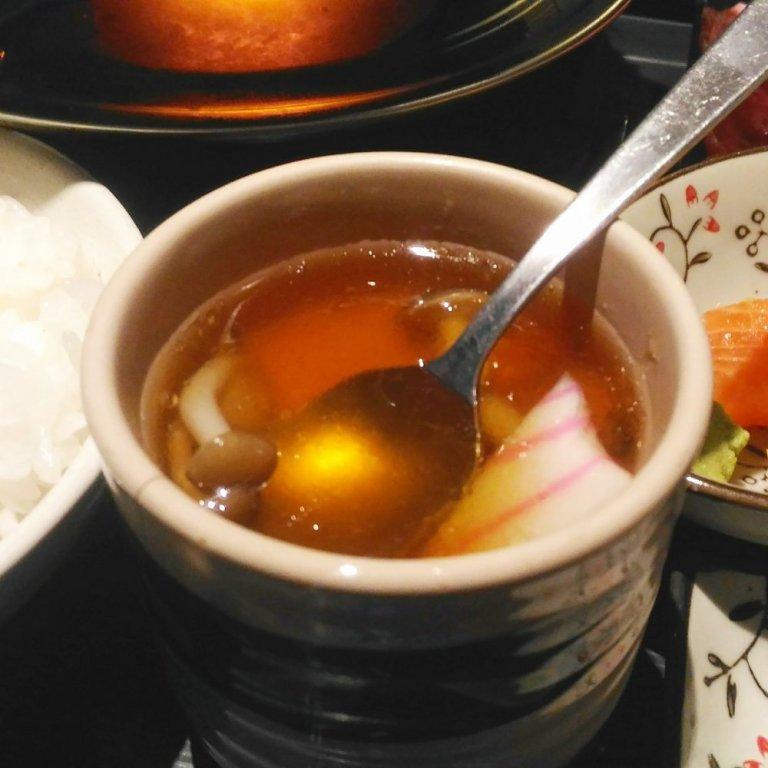 Hakumai Truffle Sauce Chawanmushi